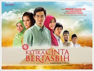 Download Film Ketika Cinta Bertasbih