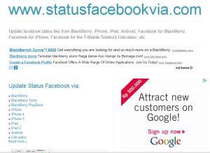 www.statusfacebookvia.com