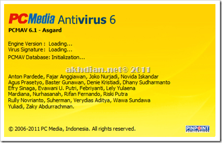 PC Media Antivirus (PCMAV) 6.1