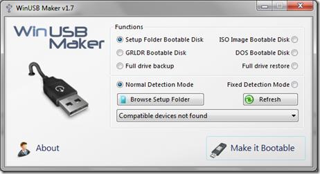 WinUSB Maker v1.7