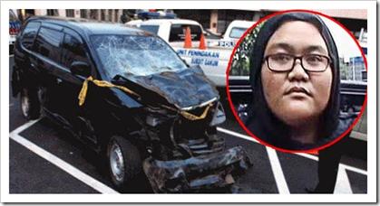 Video Kecelakaan Xenia Maut  Di Tugu Tani Jakarta