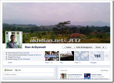 Timeline FB