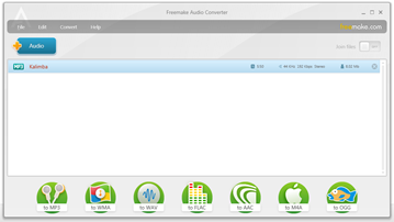 Freemake Audio Converter for Windows