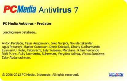 PCMAV predator 7.1 terbaru